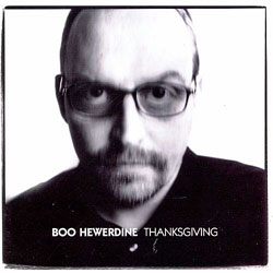 Boo Hewerdine - Thanksgiving